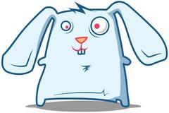 Niemądry królik Zdjęcie Stock