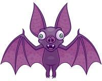 Niemądry wampira nietoperz Zdjęcia Royalty Free
