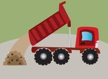Niema ciężarówka Obraz Royalty Free