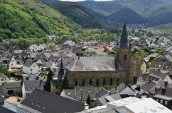 Niemcy, Ahrweiler Obraz Royalty Free