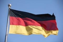 niemcy bandery Fotografia Stock