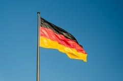 niemcy bandery Fotografia Royalty Free