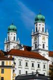 Niemcy, bavaria, passau Zdjęcie Royalty Free