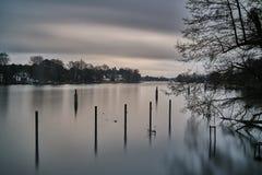 Niemcy, Berlin, Havel - fotografia stock