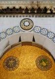 niemcy Istanbul fontann square sultanahmet t Zdjęcia Royalty Free