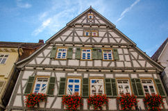 Niemcy, Kirchaim Obrazy Stock