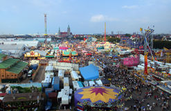 Niemcy, Monachium, Oktoberfest Zdjęcie Royalty Free