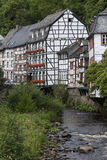 Niemcy Monschau, Eifel natury park - Obrazy Royalty Free