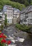Niemcy Monschau, Eifel natury park - Obraz Royalty Free