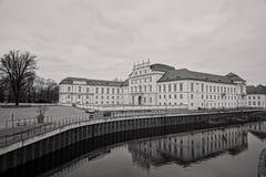 Niemcy, Oranienburg, Havel - obraz royalty free