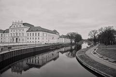 Niemcy, Oranienburg, Havel - obrazy royalty free