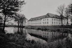 Niemcy, Oranienburg, Havel - obraz stock