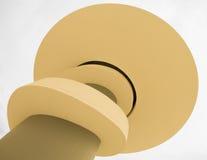 Niemeyer Royalty Free Stock Photos