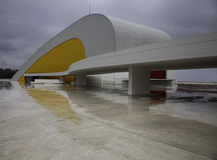 Niemeyer Stock Image