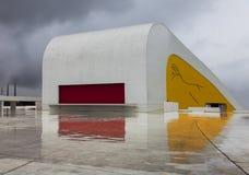 Niemeyer Стоковая Фотография RF