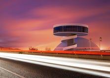 Niemeyer Foto de archivo libre de regalías