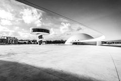 Niemeyer Image stock