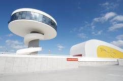 Niemeyer Center Royalty Free Stock Photos