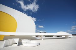 Niemeyer Center Royalty Free Stock Images