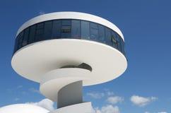 Niemeyer Center Stock Image