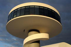 Niemeyer Center - Aviles Royalty Free Stock Photography