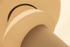 Niemeyer. Cultural Center in Aviles in Spain Stock Images