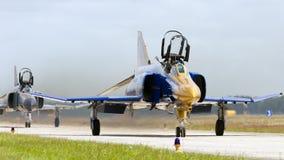 Niemiec F-4 Fotografia Royalty Free