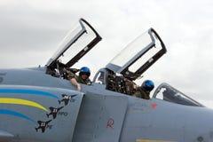 Niemiec F-4 Zdjęcia Royalty Free