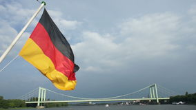 Niemiec flaga zbiory
