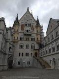 Niemiec kasztel Zdjęcia Royalty Free