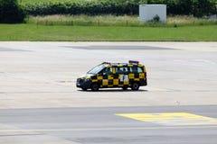 Niemiec podąża ja samochodowy Obrazy Stock