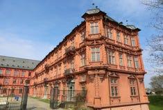 niemiec Środkowy Muzealny budynek Obraz Royalty Free