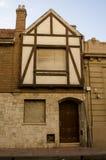Niemiec stylu dom w Argentyna Zdjęcia Stock