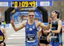 Niemiecka atleta Nicolai Riechers Obraz Stock