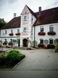Niemiecka austeria w Andechs Bavaria Obraz Royalty Free