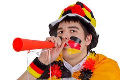 niemiecka piłka nożna Zdjęcia Stock