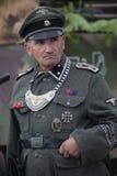 Niemiecka policja wojskowa Fotografia Royalty Free