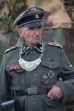Niemiecka policja wojskowa zdjęcia stock