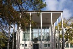 Niemiecki bundesrechnungshof w Bonn Germany zdjęcia stock