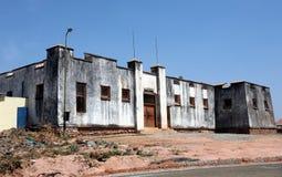 Niemiecki fort w Gitega Fotografia Royalty Free