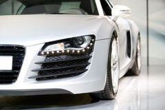 niemiecki luksusowy samochód sportu Fotografia Stock
