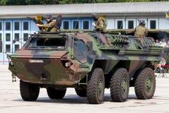 Niemiecki militarny transporter opancerzony, Fuchs Zdjęcie Royalty Free