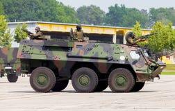Niemiecki militarny transporter opancerzony, Fuchs Obraz Royalty Free