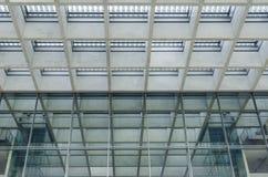Niemiecki parlamentu budynek biurowy Zdjęcia Royalty Free