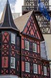 Niemiecki średniowieczny dom Zdjęcie Stock