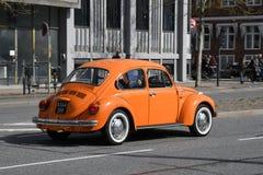 NIEMIECKI VW klasyka samochód Fotografia Royalty Free