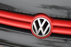 NIEMIECKI VW logo Zdjęcia Royalty Free
