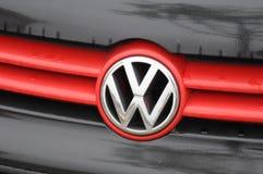 NIEMIECKI VW logo Zdjęcie Stock