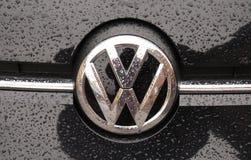 NIEMIECKI wolkswagena samochód Fotografia Royalty Free