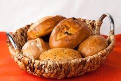 Niemieckie Chlebowe rolki Zdjęcia Stock